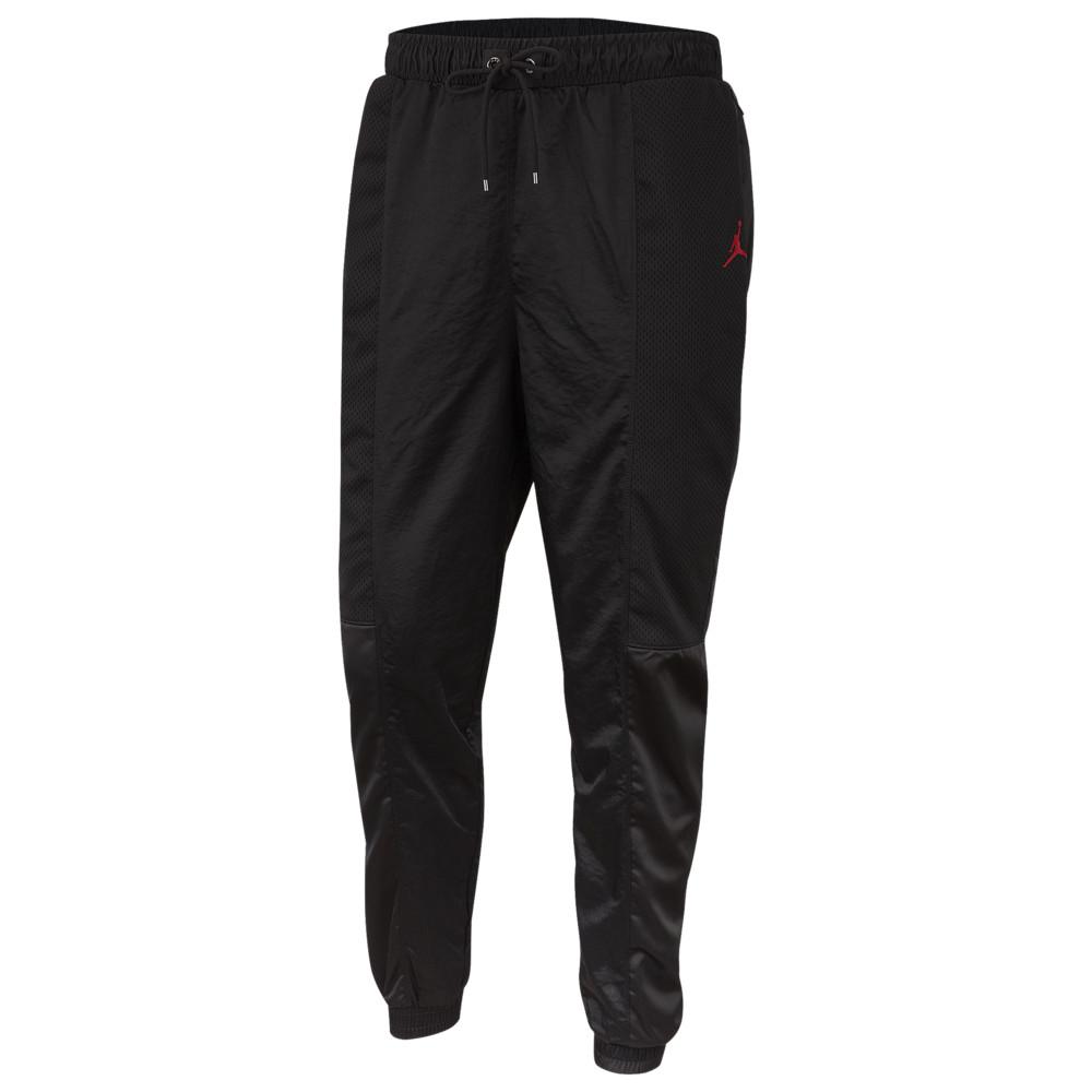 ナイキ ジョーダン Jordan メンズ バスケットボール ボトムス・パンツ【Wings Suit Pants】Black/Gym Red