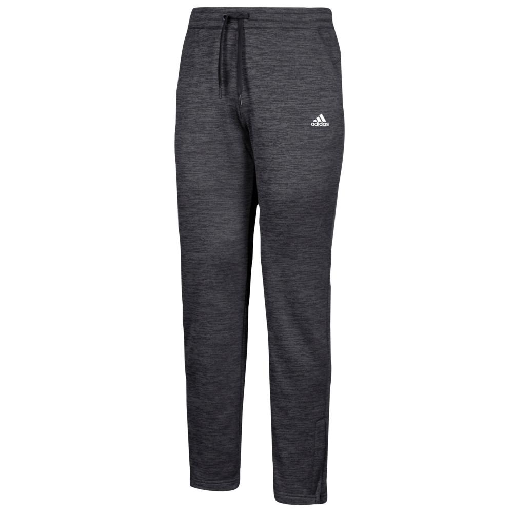 アディダス adidas メンズ フィットネス・トレーニング ボトムス・パンツ【Team Issue Fleece Pants】Black/White