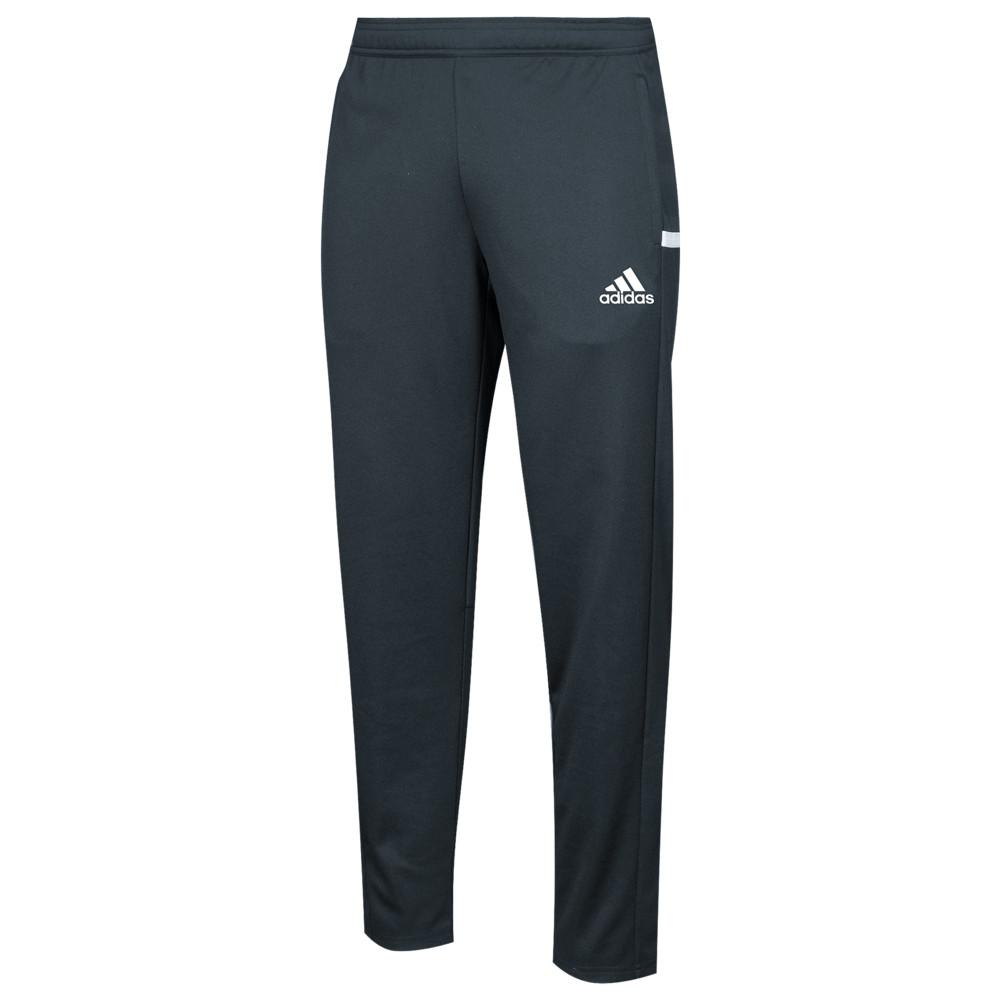 アディダス adidas メンズ フィットネス・トレーニング スウェット・ジャージ ボトムス・パンツ【Team 19 Track Pants】Grey/White