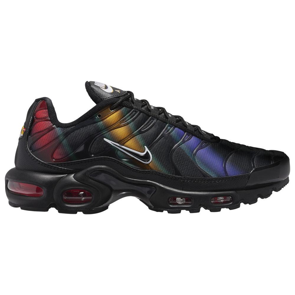 ナイキ Nike メンズ ランニング・ウォーキング シューズ・靴【Air Max Plus】Black/Flash Crimson/Kinetic Green SE/Game Changer