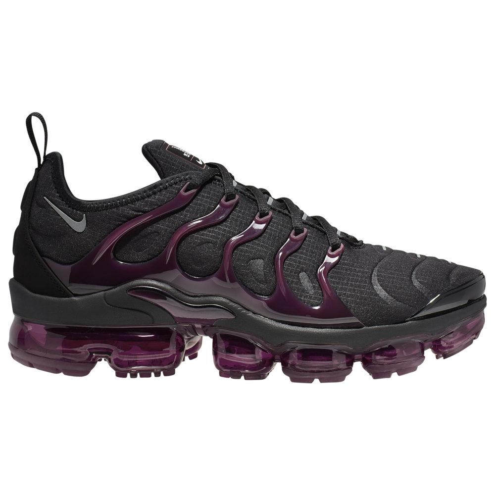 ナイキ Nike メンズ ランニング・ウォーキング シューズ・靴【Air Vapormax Plus】Black/Reflect Silver/Noble Red