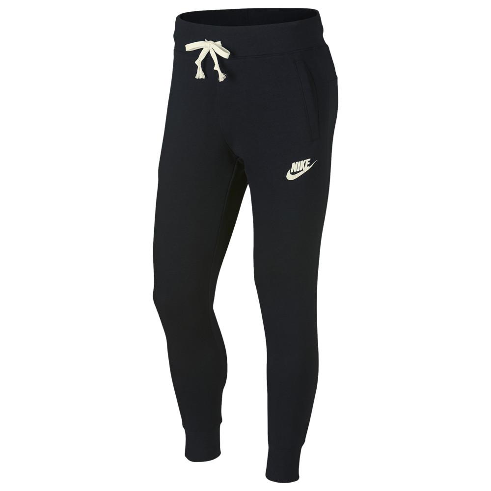 ナイキ Nike メンズ ジョガーパンツ ボトムス・パンツ【Heritage Jogger】Black/Sail