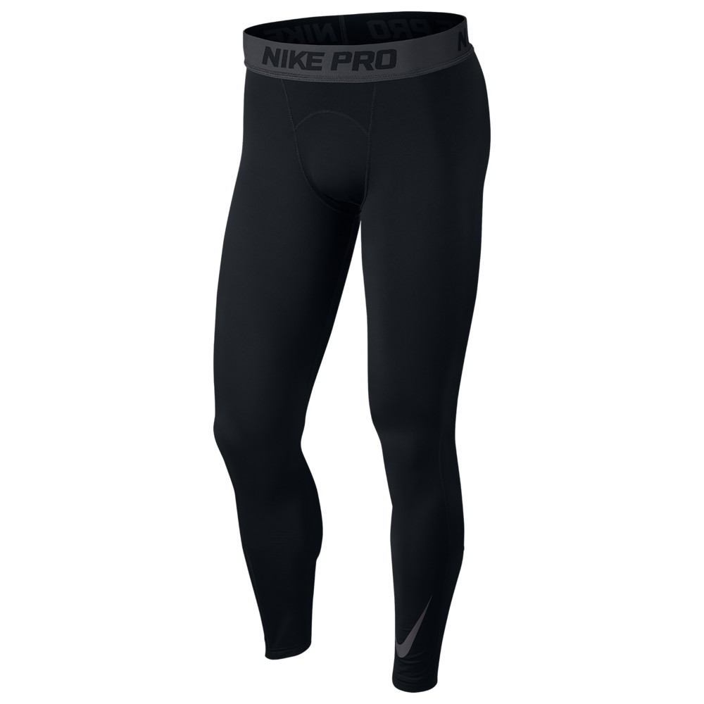 ナイキ Nike メンズ フィットネス・トレーニング タイツ・スパッツ スパッツ・レギンス ボトムス・パンツ【Pro Therma Tights】Black/Anthracite/Black