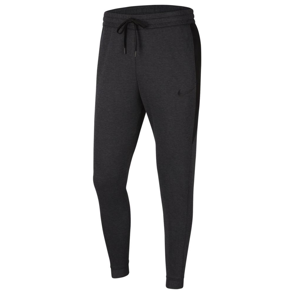 ナイキ Nike メンズ バスケットボール ボトムス・パンツ【Showtime Pants】Black Heather/Black
