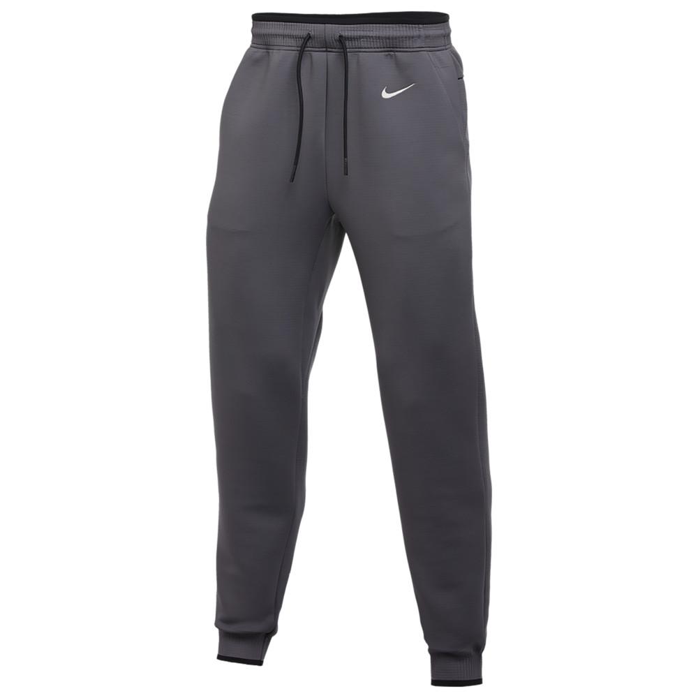 ナイキ Nike メンズ フィットネス・トレーニング ボトムス・パンツ【Team Authentic Travel Pants】Dark Grey/Heather/Dark Steel Grey