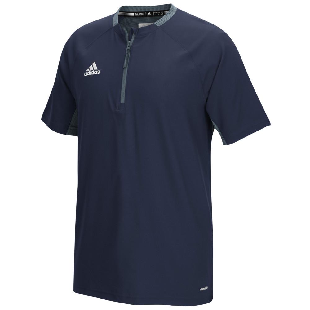 アディダス adidas メンズ 野球 ジャケット アウター【Fielder's Choice Cage Jacket】Navy/Onix