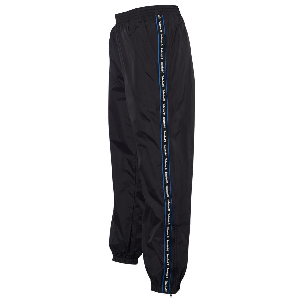 ティンバーランド Timberland メンズ スウェット・ジャージ ボトムス・パンツ【Taped Track Pants】Black