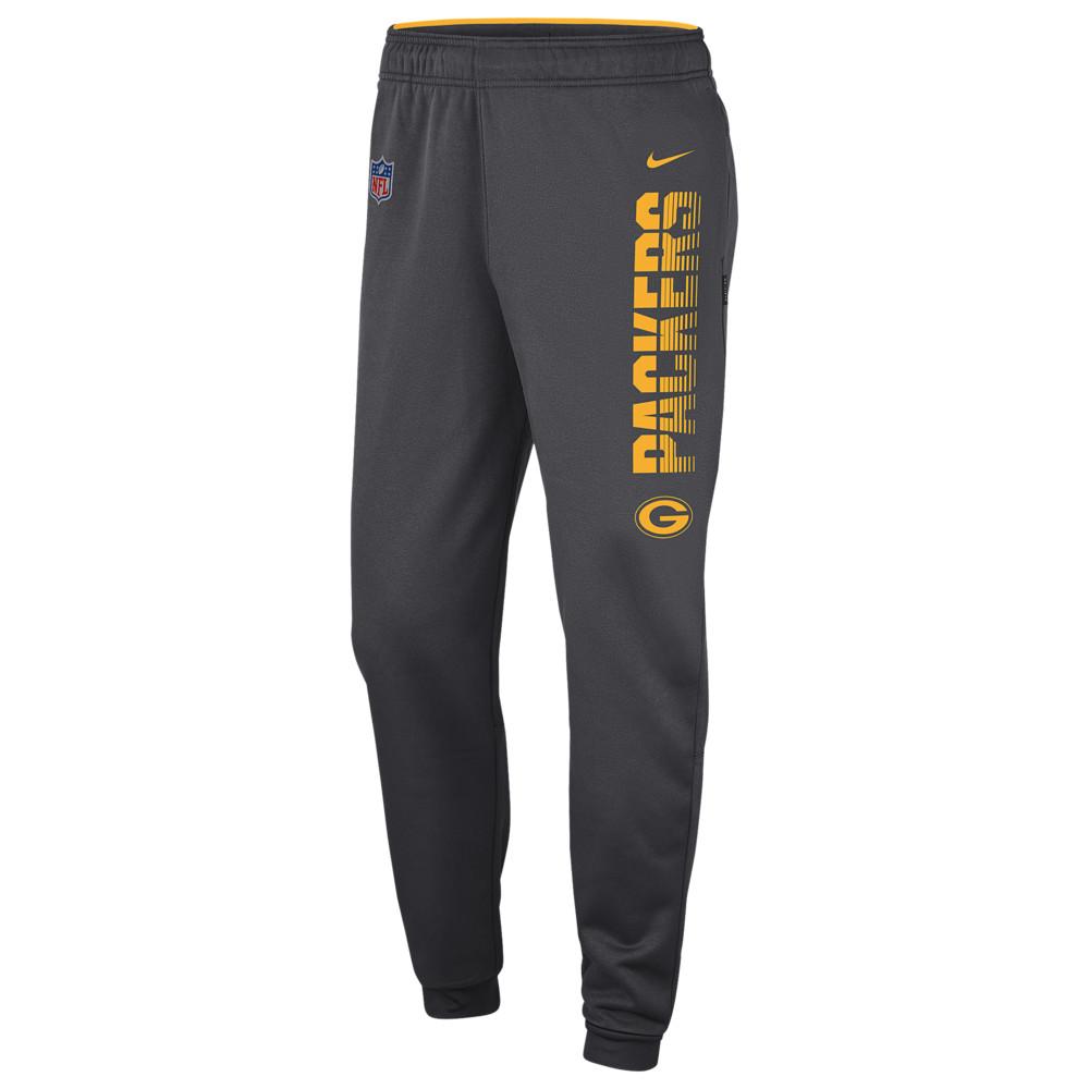 ナイキ Nike メンズ ボトムス・パンツ 【NFL Therma Pants】NFL Green Bay Packers Anthracite