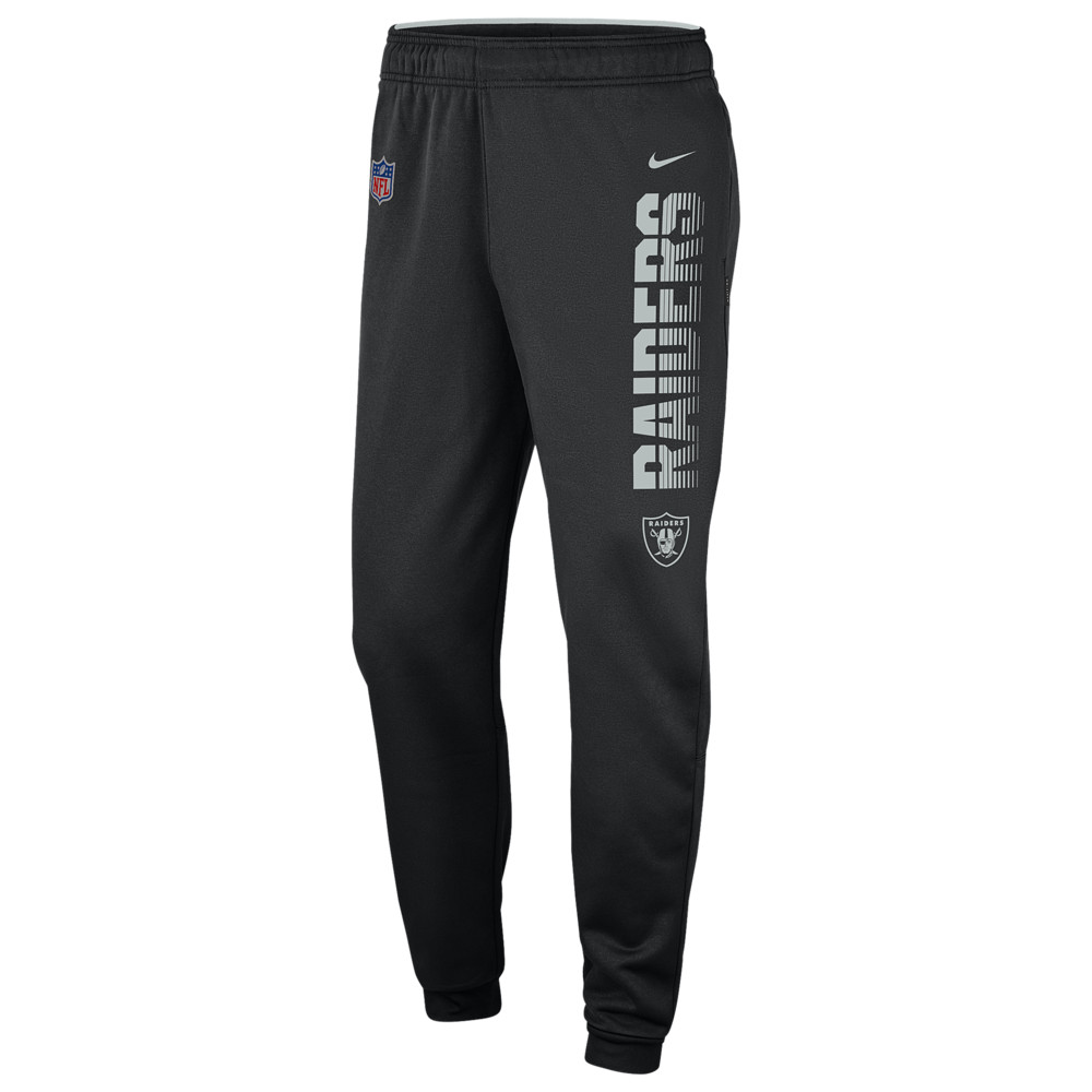 ナイキ Nike メンズ ボトムス・パンツ 【NFL Therma Pants】NFL Oakland Raiders Black