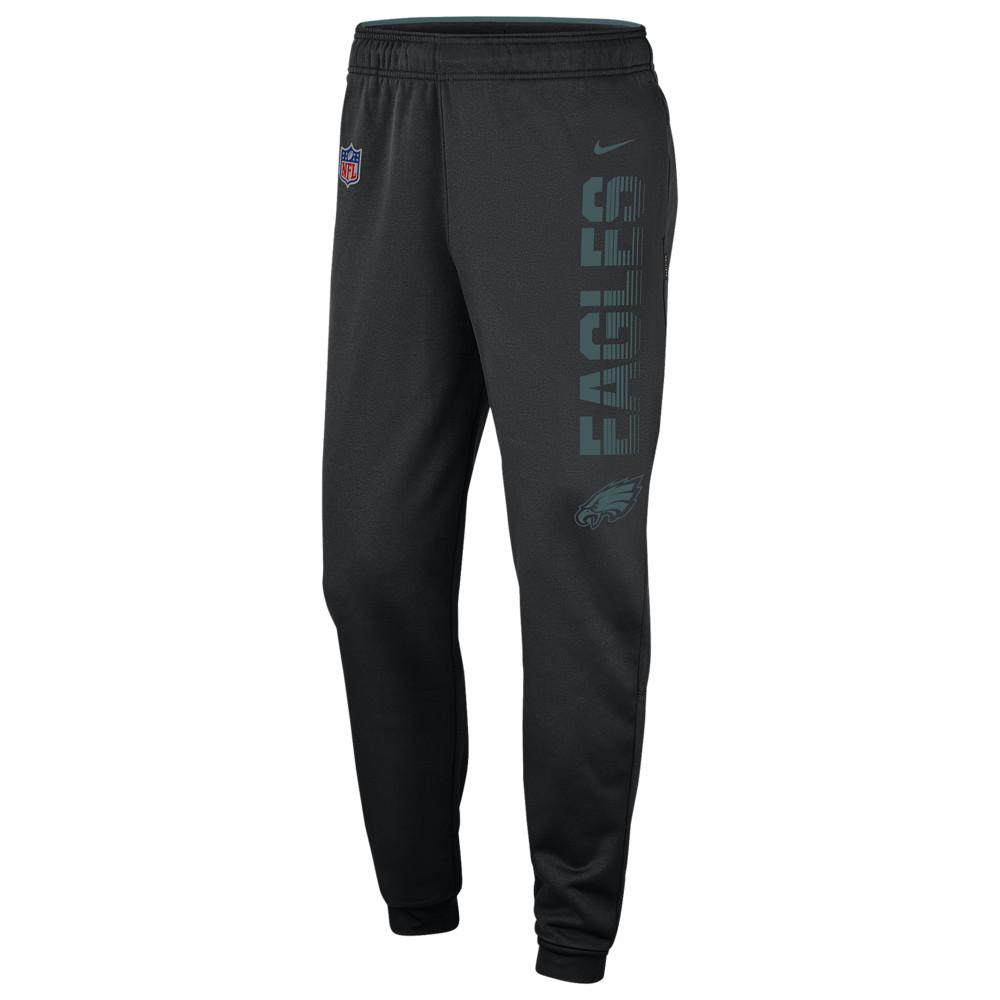 ナイキ Nike メンズ ボトムス・パンツ 【NFL Therma Pants】NFL Philadelphia Eagles Black