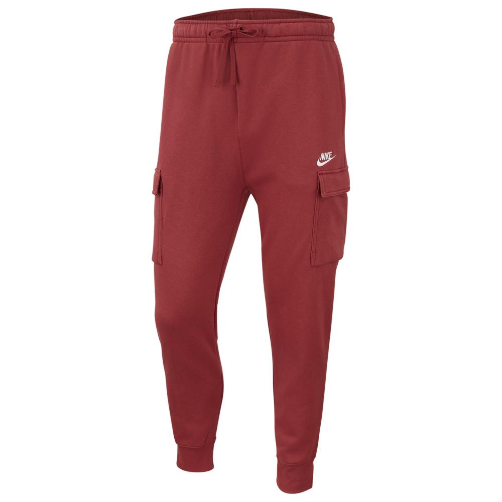 ナイキ Nike メンズ カーゴパンツ ボトムス・パンツ【Club Cargo Pants】Cedar/Cedar/White