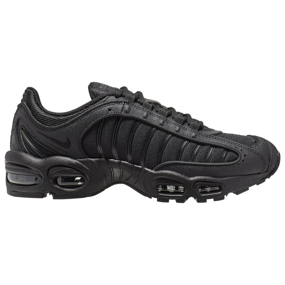 ナイキ Nike メンズ ランニング・ウォーキング シューズ・靴【Air Max Tailwind IV】Black/Black/Black