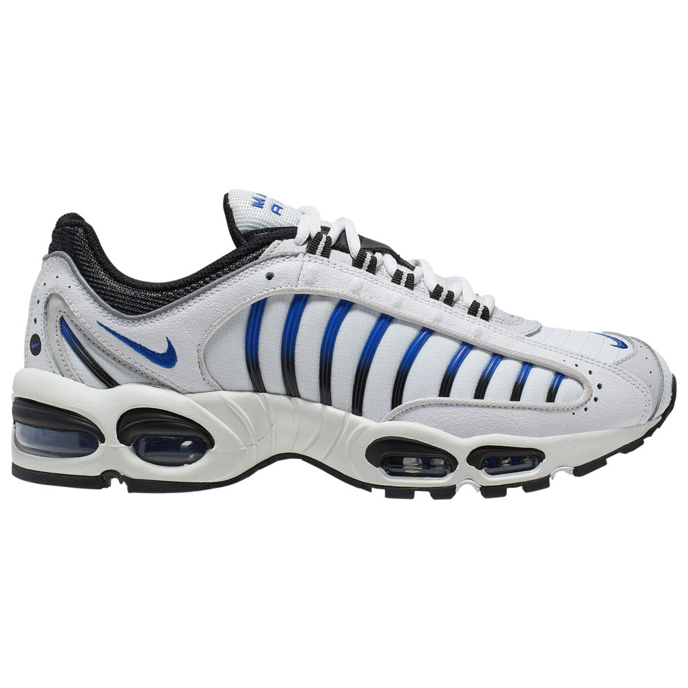 ナイキ Nike メンズ ランニング・ウォーキング シューズ・靴【Air Max Tailwind IV】White/Racer Blue/Summit White/Vast Grey