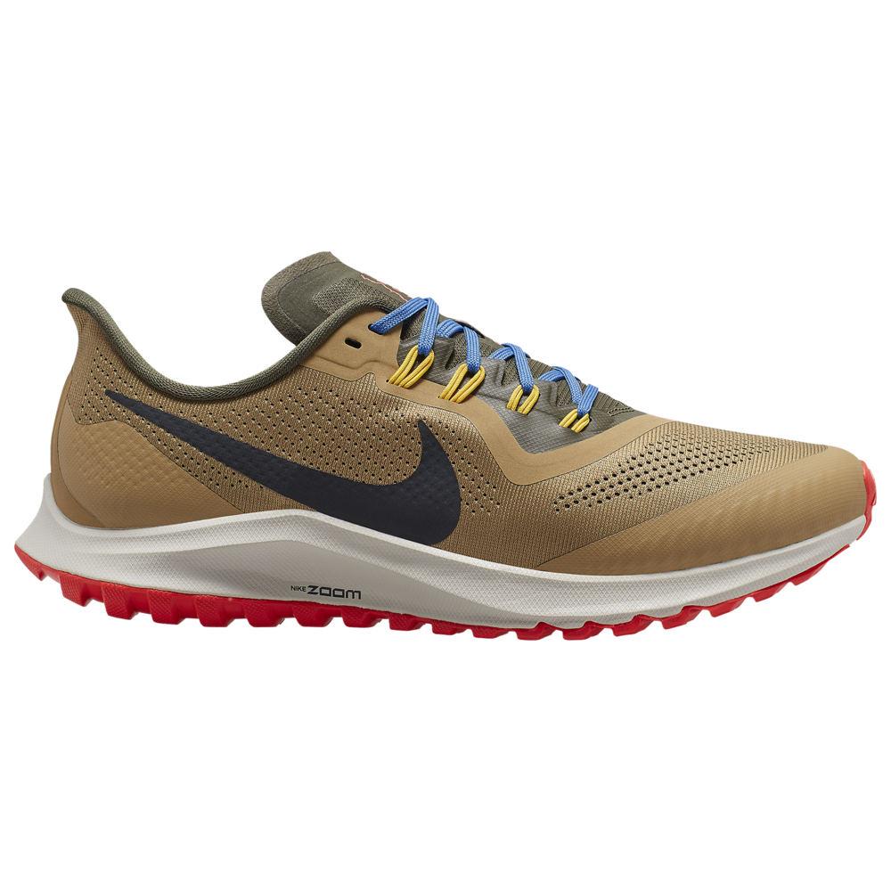 ナイキ Nike メンズ ランニング・ウォーキング エアズーム シューズ・靴【Air Zoom Pegasus 36 Trail】Beechtree/Off Noir/Cargo Khaki/Bright Crimson Off the Grid Pack