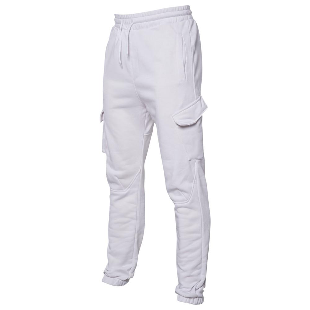アメリカンスティッチ American Stitch メンズ ジョガーパンツ ボトムス・パンツ【Zip Pocket Jogger】White