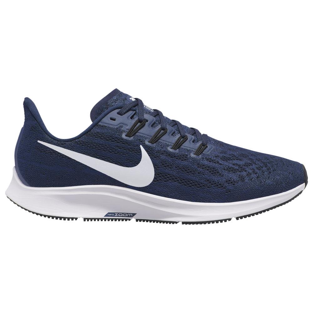 ナイキ Nike メンズ ランニング・ウォーキング エアズーム シューズ・靴【Air Zoom Pegasus 36】College Navy/White/Obsidian/Black