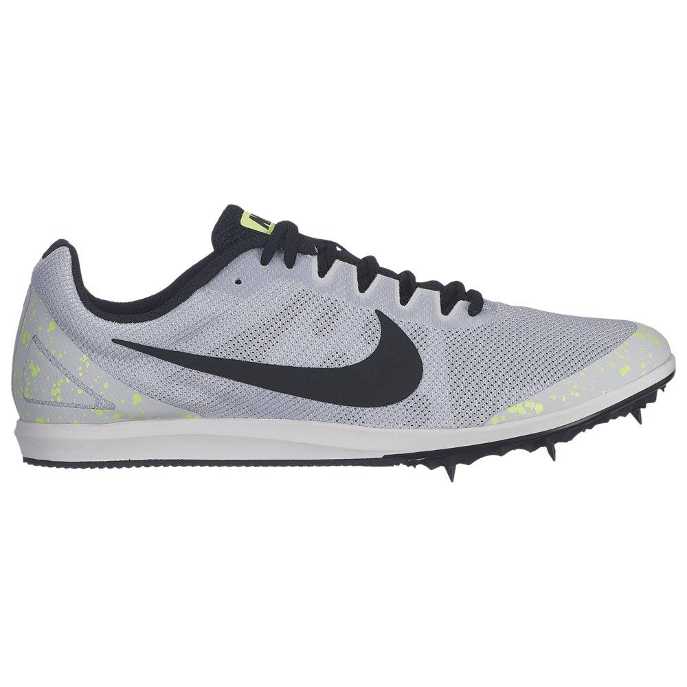 ナイキ Nike メンズ 陸上 シューズ・靴【Zoom Rival D 10】Pure Platinum/Black/Platinum Tint