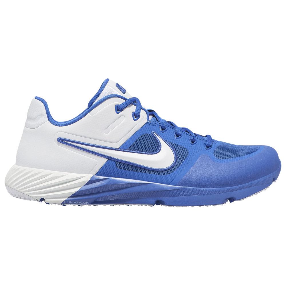 ナイキ Nike メンズ 野球 シューズ・靴【Alpha Huarache Elite 2 Turf】Game Royal/White