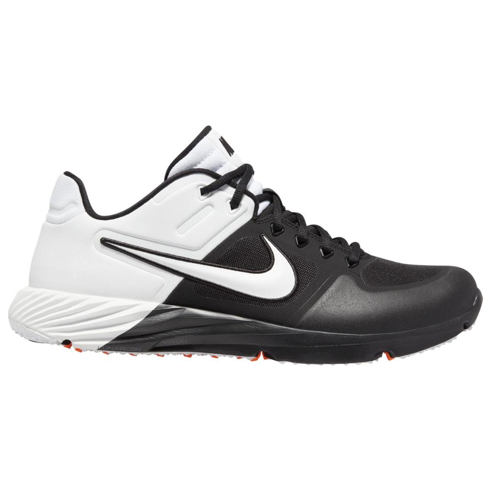ナイキ Nike メンズ 野球 シューズ・靴【Alpha Huarache Elite 2 Turf】Black/White