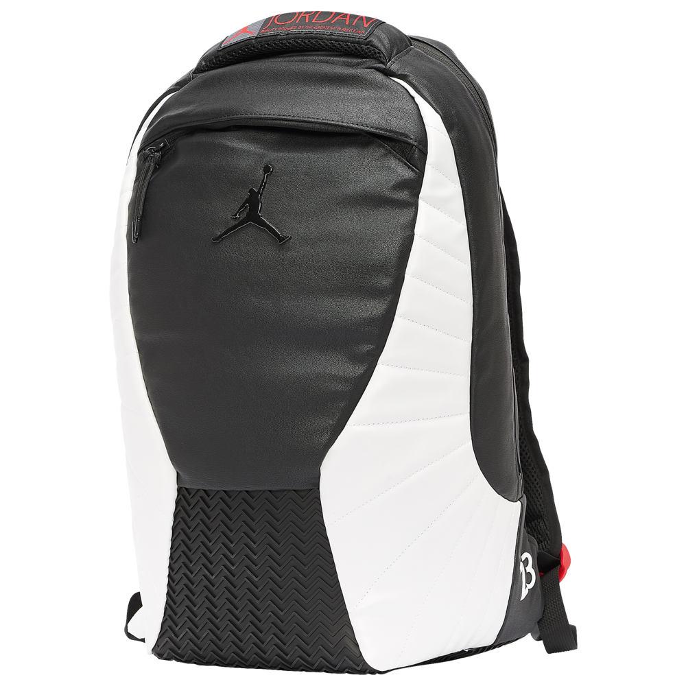 ナイキ ジョーダン Jordan ユニセックス バスケットボール バックパック・リュック【Retro 12 Backpack】Black/White