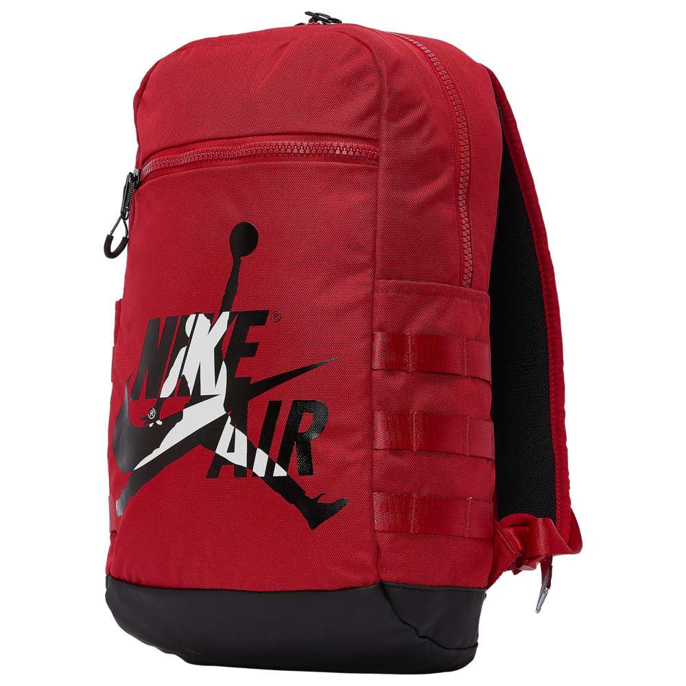 ナイキ ジョーダン Jordan ユニセックス バスケットボール ジャンプマン バックパック・リュック【Jumpman Classic Backpack】Gym Red/Black/White