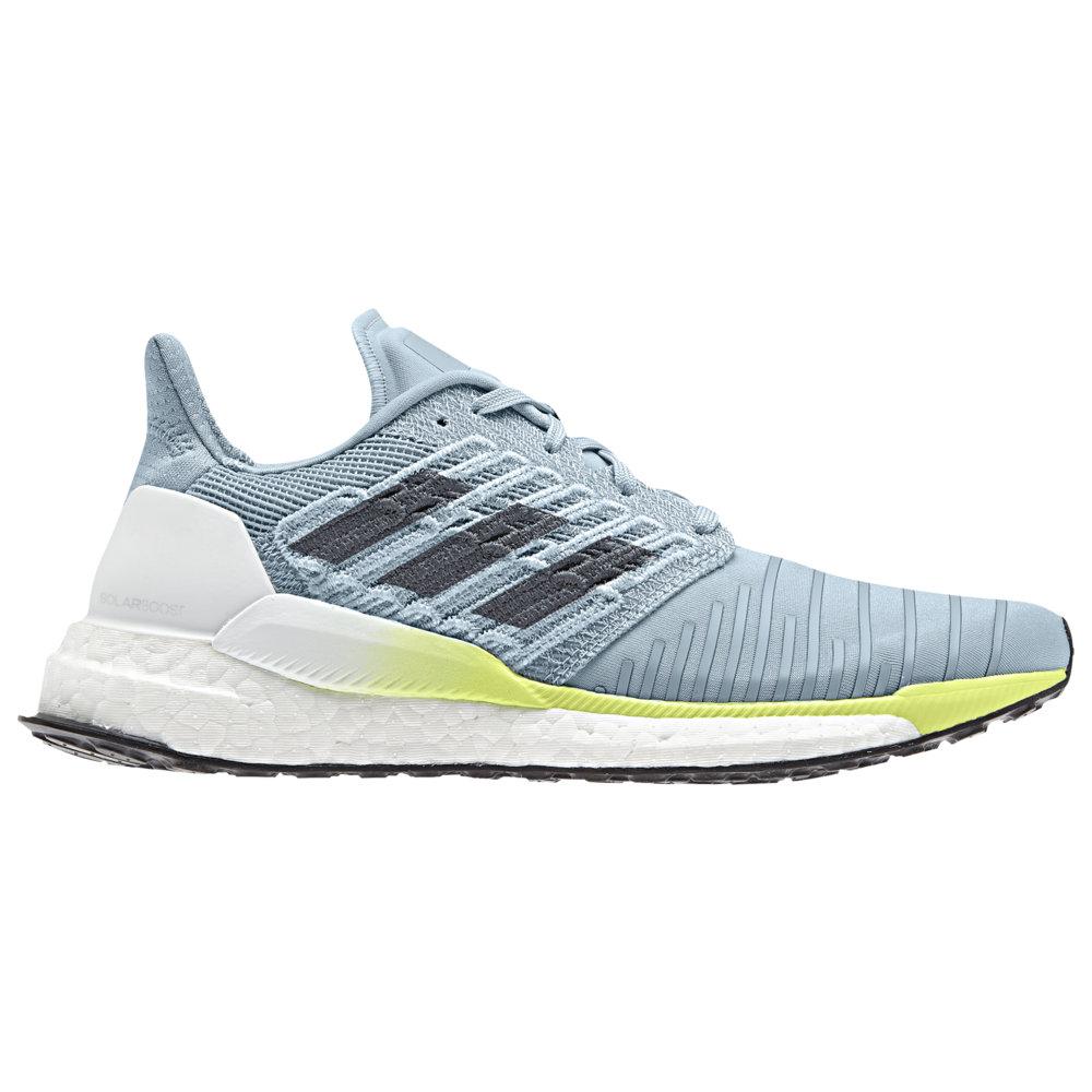 アディダス adidas レディース ランニング・ウォーキング シューズ・靴【Solar Boost】Ash Grey/Onix/Hi-Res Yellow