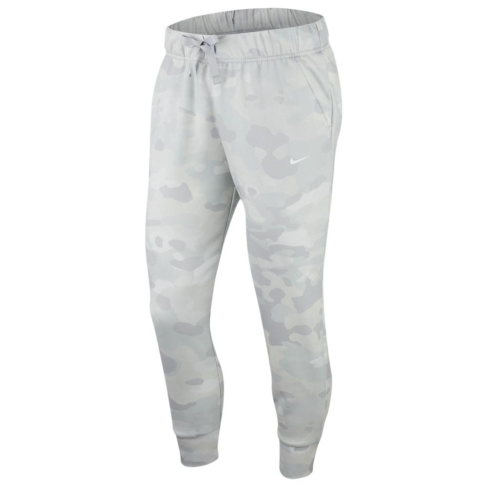 ナイキ Nike レディース フィットネス・トレーニング ボトムス・パンツ【One Rebel Fleece 7/8 Pants】Wolf Grey