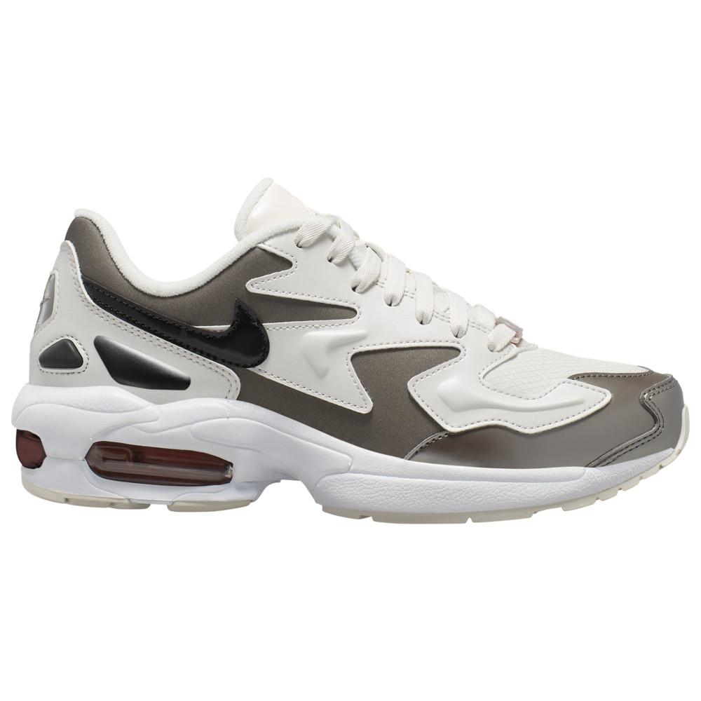ナイキ Nike レディース ランニング・ウォーキング エアマックス 2 シューズ・靴【Air Max 2 Light】Phantom/Black/Metallic Pewter SE