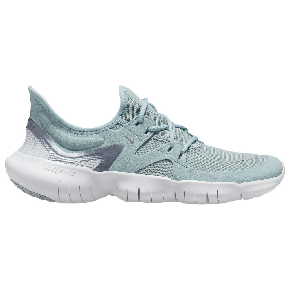 ナイキ Nike レディース ランニング・ウォーキング シューズ・靴【Free RN 5.0】Ocean Cube/Mtlc Cool Grey/Pure Platinum