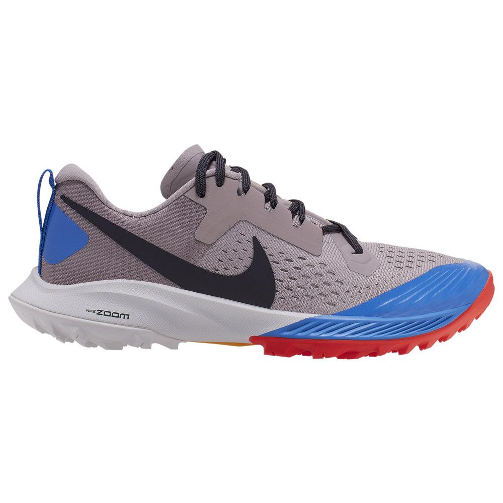 ナイキ Nike レディース ランニング・ウォーキング エアズーム シューズ・靴【Air Zoom Terra Kiger 5】Pumice/Oil Grey/Pacific Blue/Brt Crimson/Univ Gold