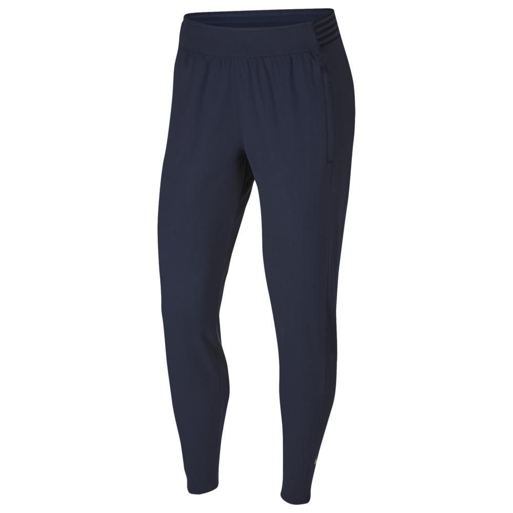 ナイキ Nike レディース フィットネス・トレーニング ボトムス・パンツ【Essential Warm Pant】Obsidian Reflective Silver