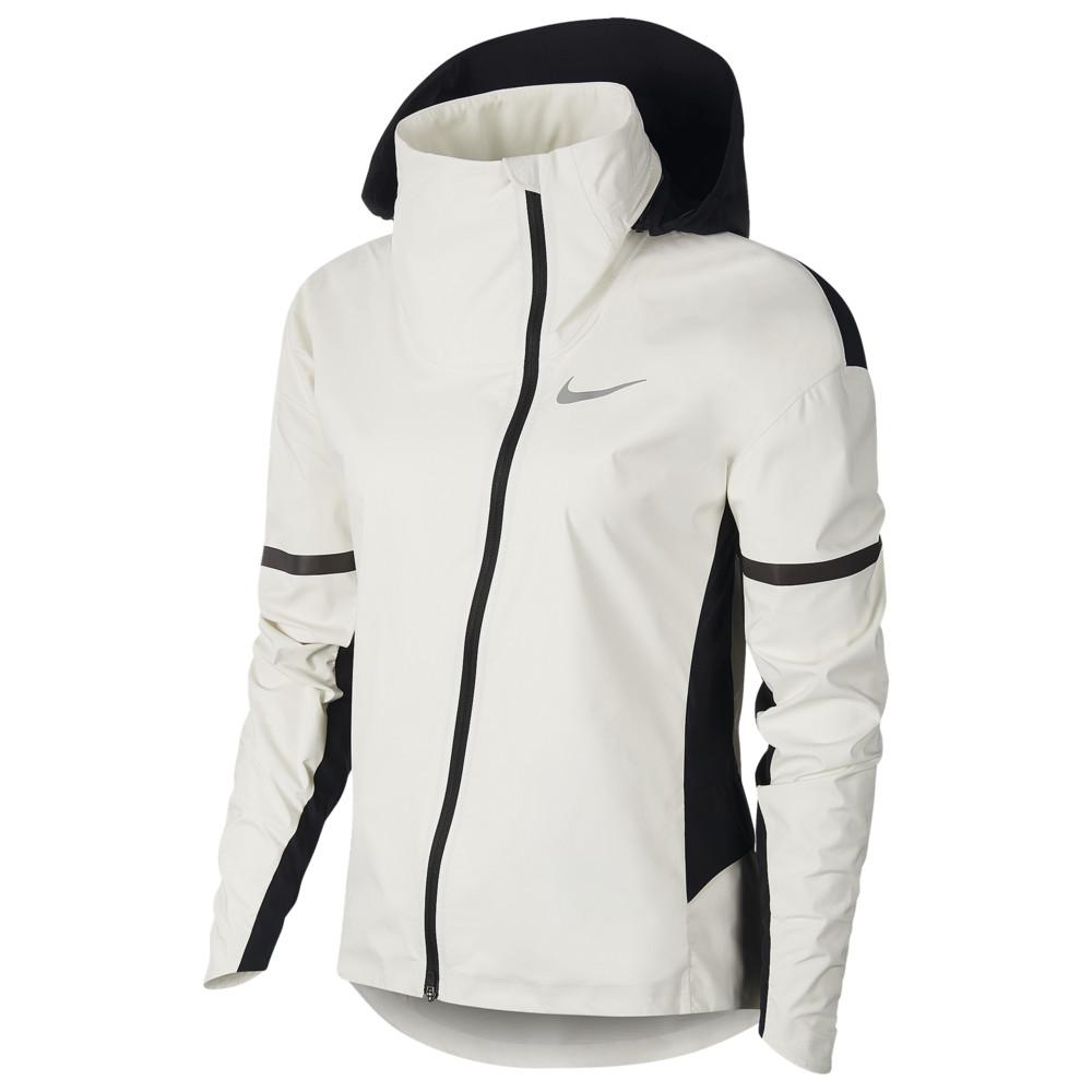 ナイキ Nike レディース フィットネス・トレーニング ジャケット アウター【Zonal Aero Shield HD Jacket】Sail/Black/Black Reflective Silver
