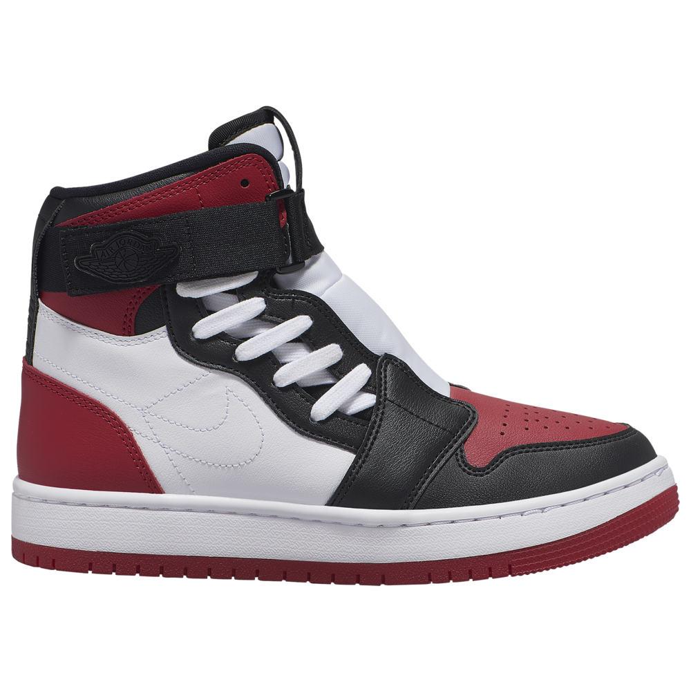 ナイキ ジョーダン Jordan レディース バスケットボール シューズ・靴【AJ 1 Nova】White/Gym Red/Black