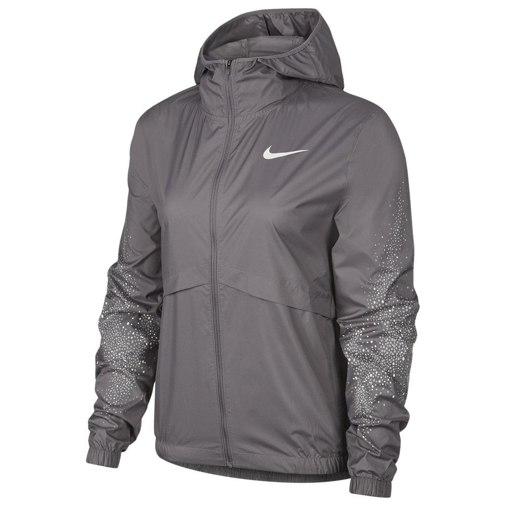 ナイキ Nike レディース フィットネス・トレーニング ジャケット アウター【Essential Jacket】Gunsmoke/White