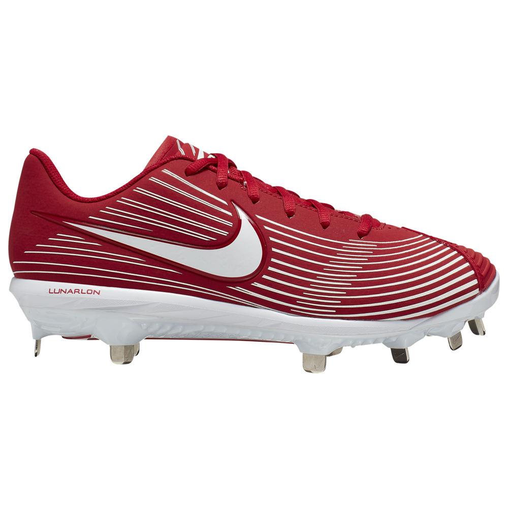 ナイキ Nike レディース 野球 シューズ・靴【Lunar Hyperdiamond 3 Pro】Gym Red/White