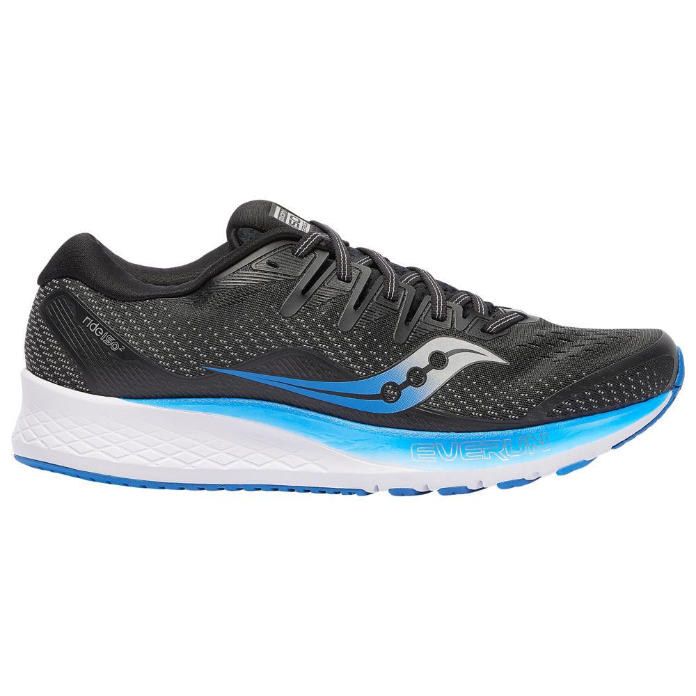 サッカニー Saucony メンズ ランニング・ウォーキング シューズ・靴【Ride ISO 2】Black/Blue