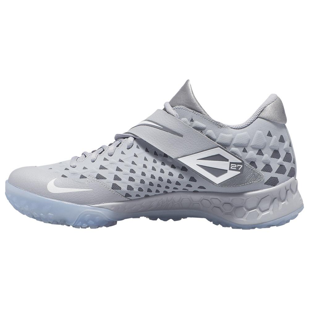 ナイキ Nike メンズ 野球 シューズ・靴【Force Zoom Trout 6 Turf】Wolf Grey/White/Cool Grey