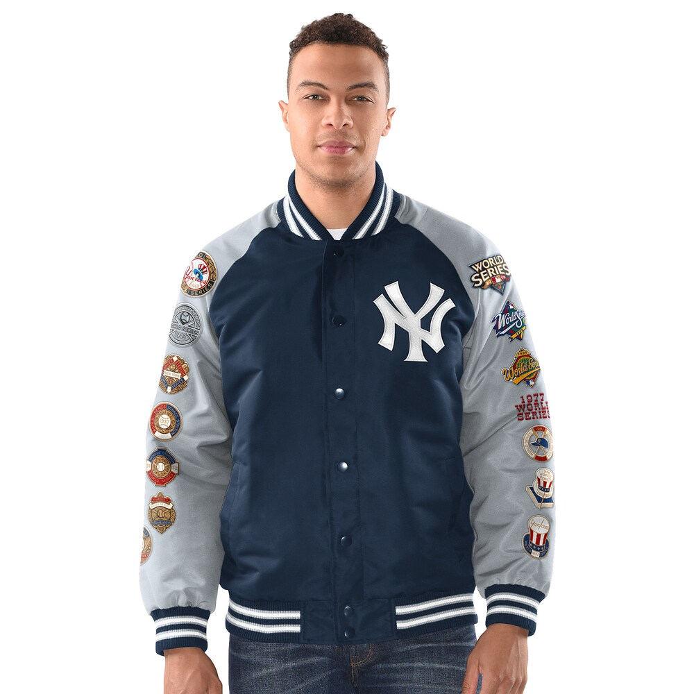 スターター Starter メンズ ジャケット アウター【MLB Game Ball Championship Jacket】