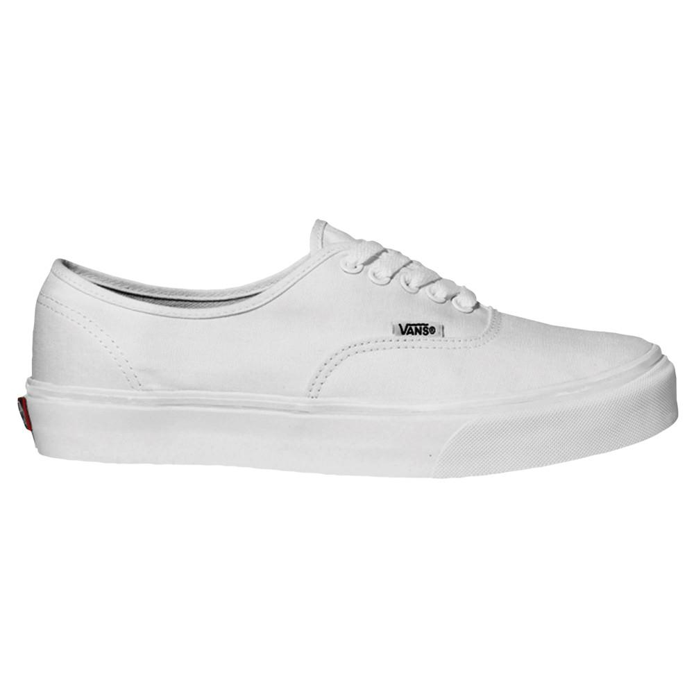 ヴァンズ Vans メンズ スケートボード シューズ・靴【Authentic】True White