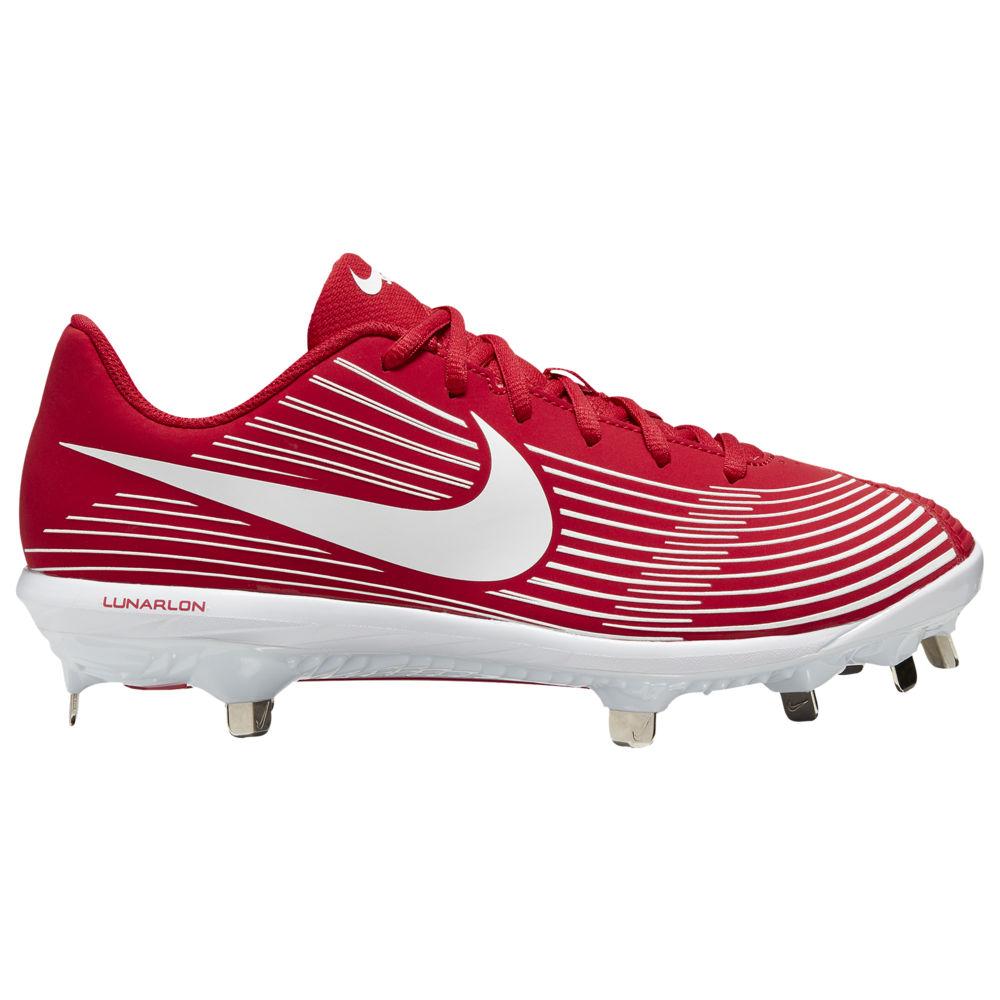 ナイキ Nike レディース 野球 シューズ・靴【Lunar Hyperdiamond 3 Varsity】Gym Red/White