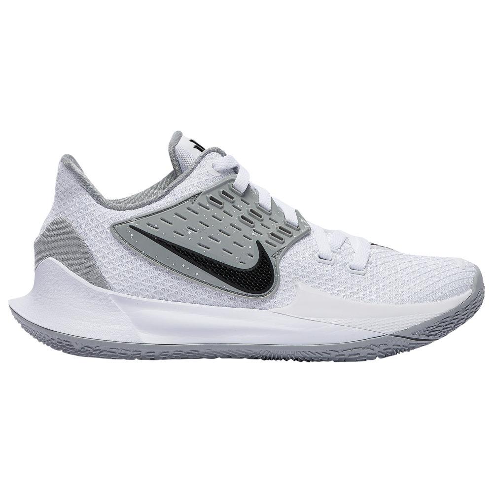 ナイキ Nike メンズ バスケットボール シューズ・靴【Kyrie Low 2】Kyrie Irving White/Black/Silver