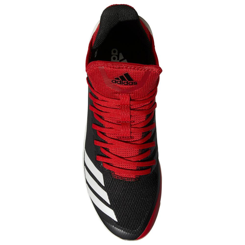 アディダス adidas メンズ 野球 シューズ・靴【Boost Icon 4 Gum】Black/Red/Gum