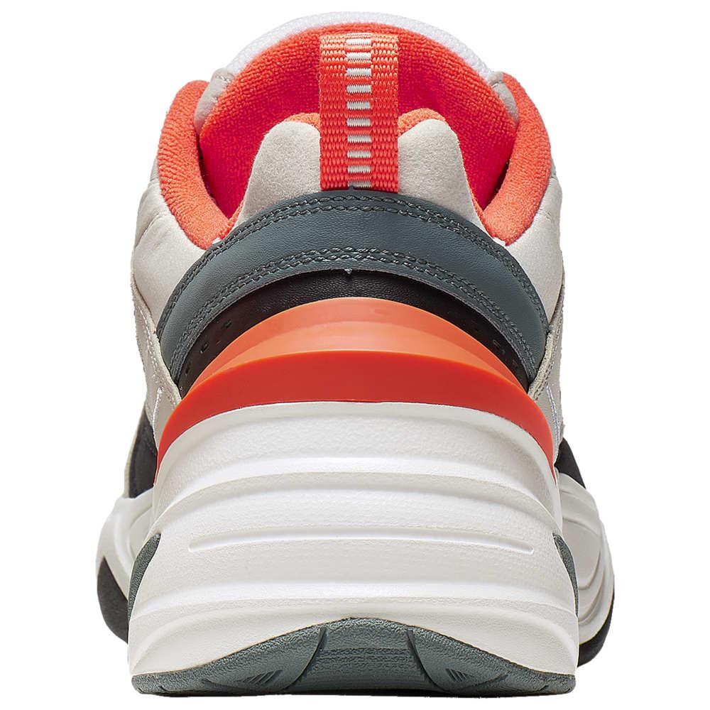 ナイキ Nike メンズ フィットネス・トレーニング シューズ・靴【M2K Tekno】Light Bone/Metallic Silver/Turf Orange