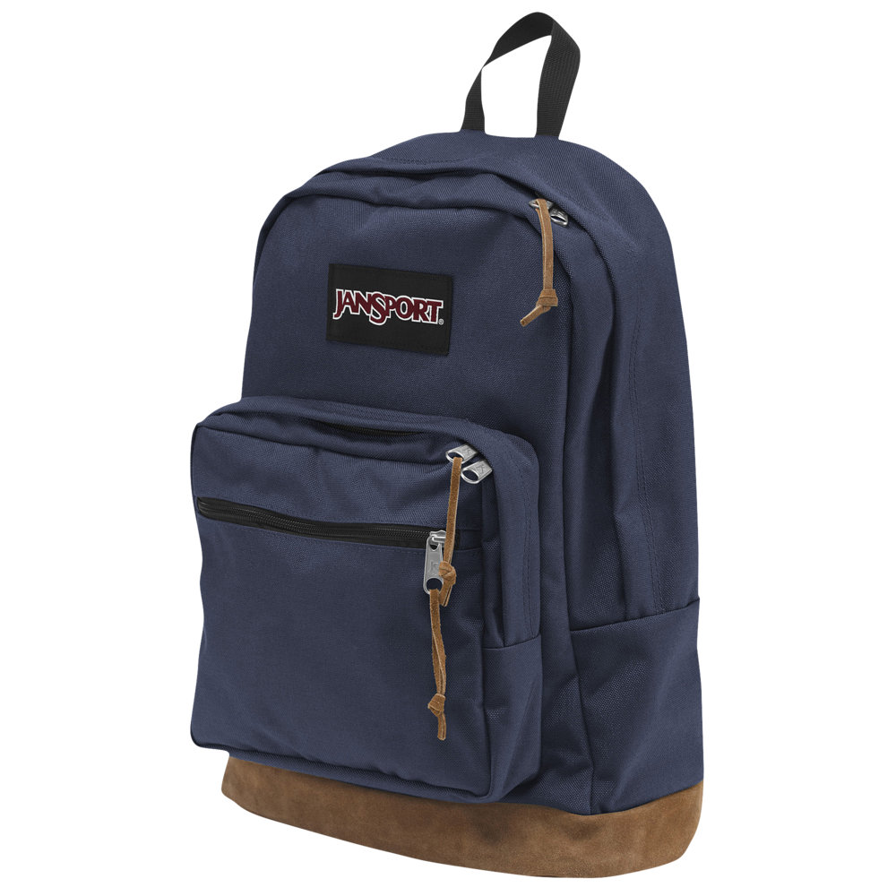 ジャンスポーツ JanSport ユニセックス バックパック・リュック バッグ【Right Backpack】Navy