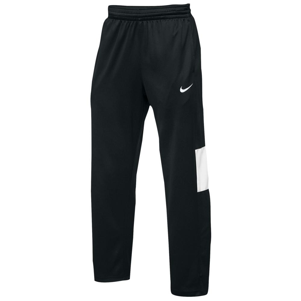 ナイキ Nike メンズ フィットネス・トレーニング ボトムス・パンツ【Team Rivalry Pants】Black/White