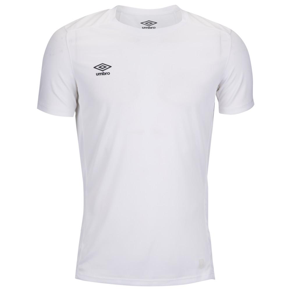 アンブロ Umbro メンズ サッカー トップス【Silo Training Top】白い