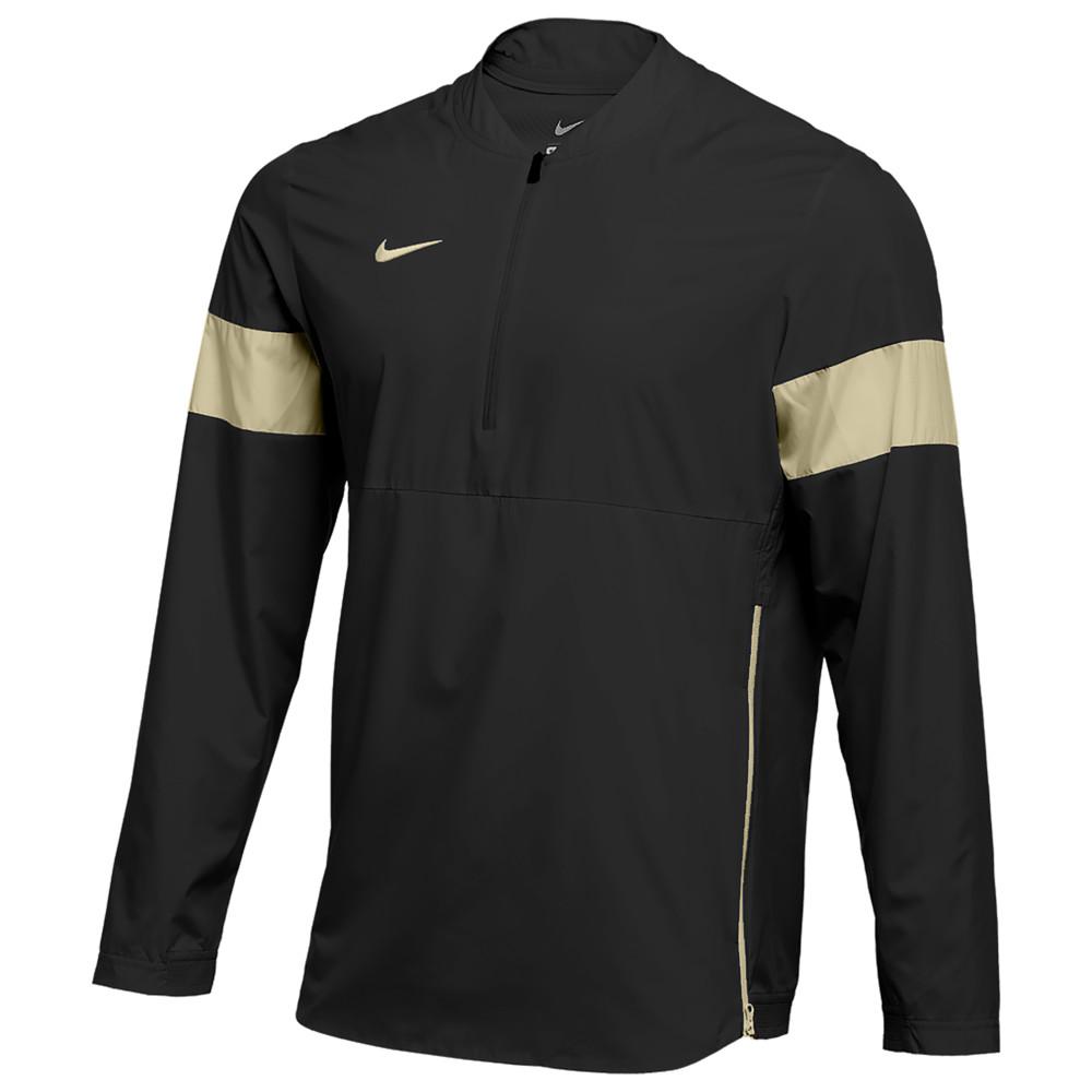 ナイキ Nike メンズ フィットネス・トレーニング コーチジャケット アウター【Team Authentic Lightweight Coaches Jacket】Black/Team Gold/Team Gold