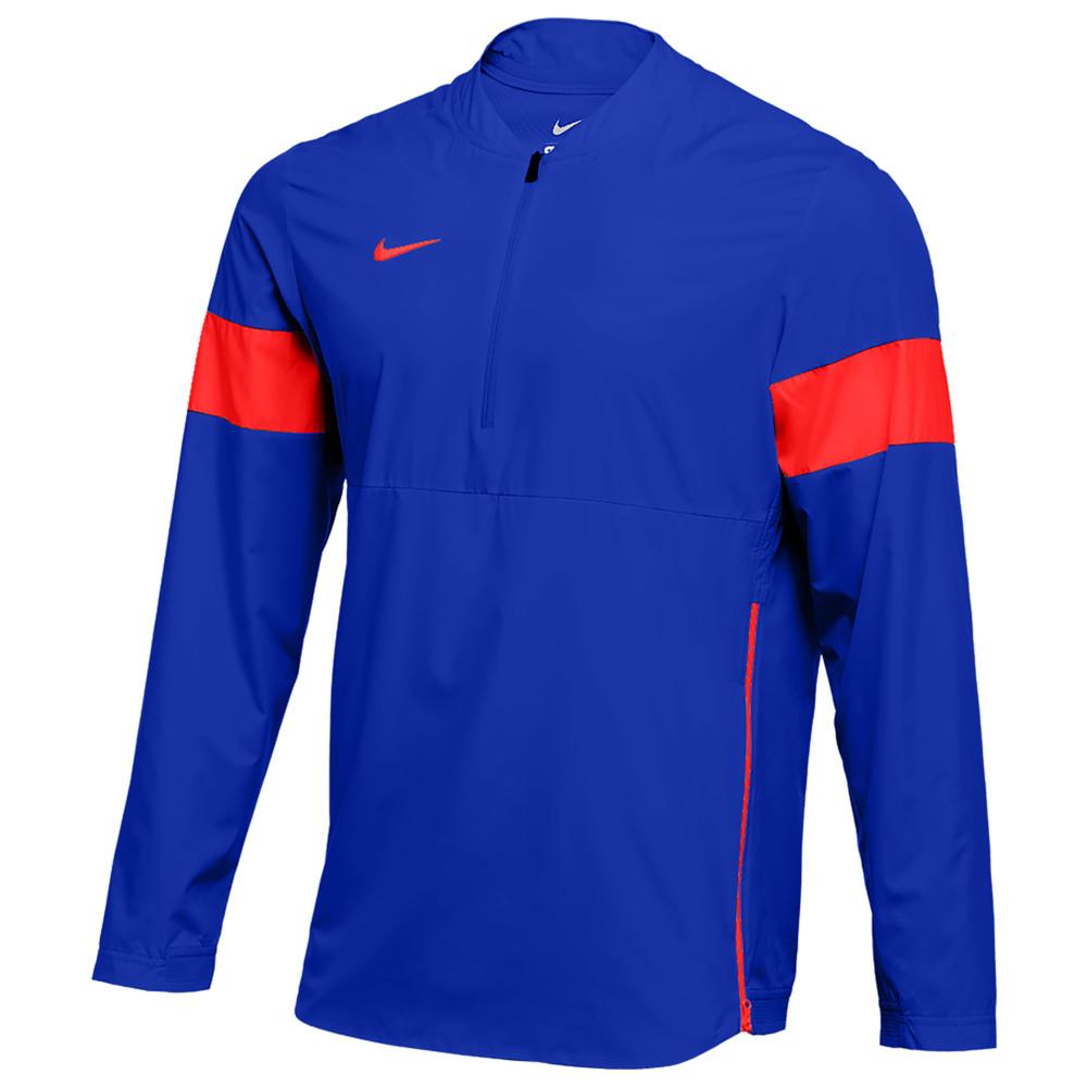 ナイキ Nike メンズ フィットネス・トレーニング コーチジャケット アウター【Team Authentic Lightweight Coaches Jacket】Game Royal/University Red/University Red