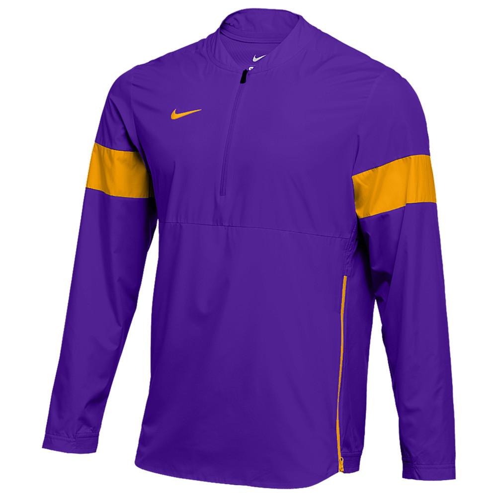 ナイキ Nike メンズ フィットネス・トレーニング コーチジャケット アウター【Team Authentic Lightweight Coaches Jacket】Court Purple/Sundown/Sundown