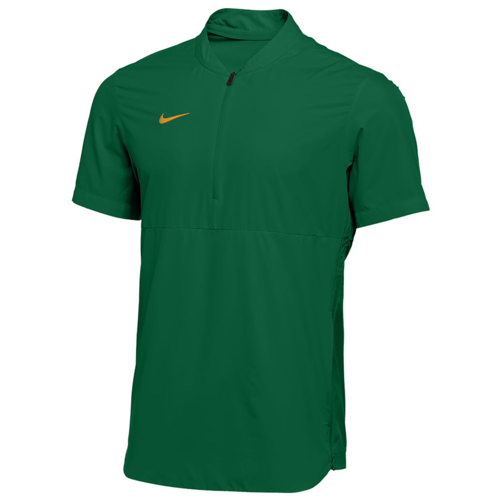 ナイキ Nike メンズ フィットネス・トレーニング ジャケット アウター【Team Authentic Shield Lightweight Jacket】Gorge Green/Sundown